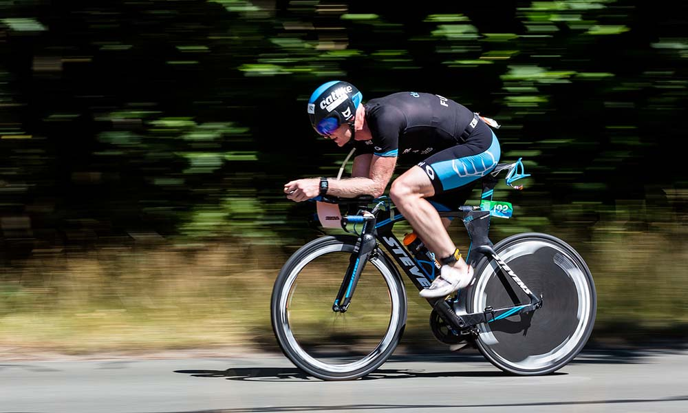 Foto's triathlon Klazienaveen 2019