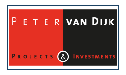 Peter van Dijk Projects & Investments