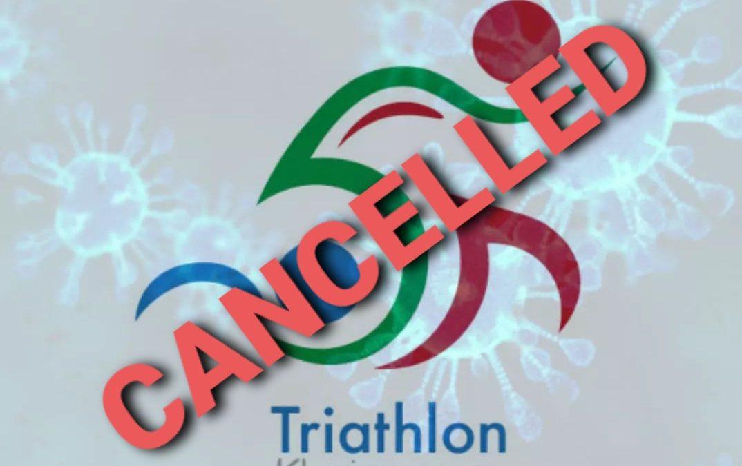 Triathlon Klazienaveen 2020 geannuleerd