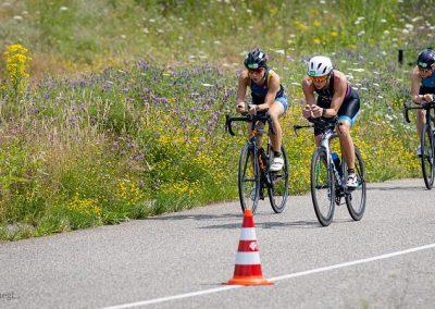 Foto's triathlon 2021